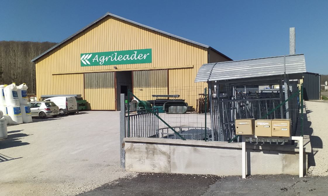 AGRILEADER - Point de vente Aubertans