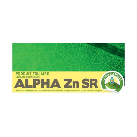 ALPHA Zn SR