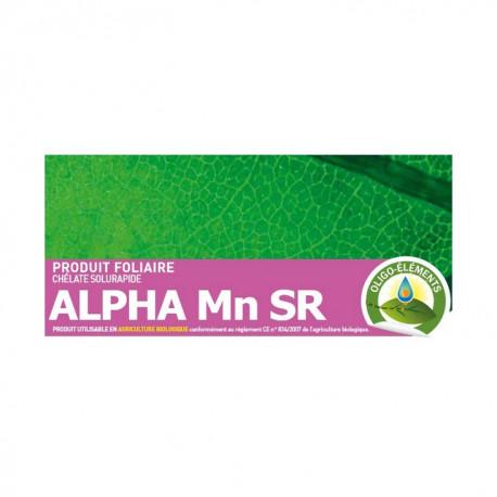 ALPHA Mn SR