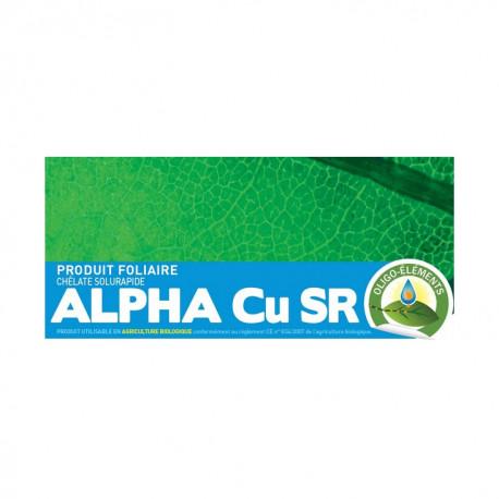ALPHA Cu SR