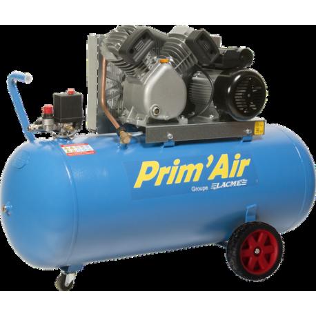 Compresseur PRIM'AIR 21 V 150 L Monophasé