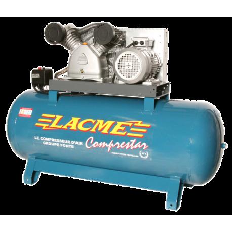 Compresseur LACME 40 V 270 L Triphasé Fixe