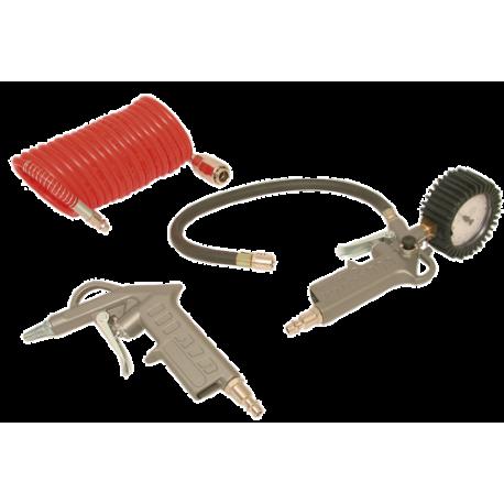 Kit 3 accessoires pour compresseur LACME