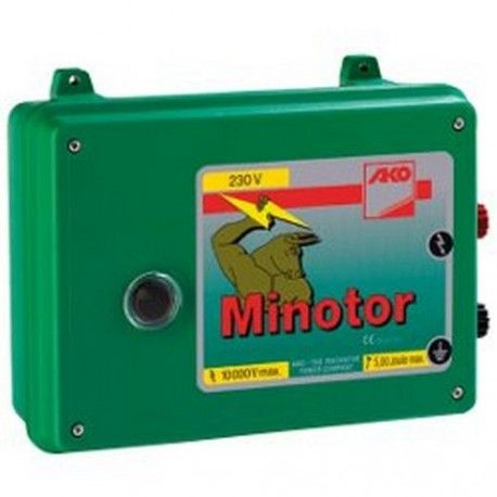 Electrificateur MINOTOR