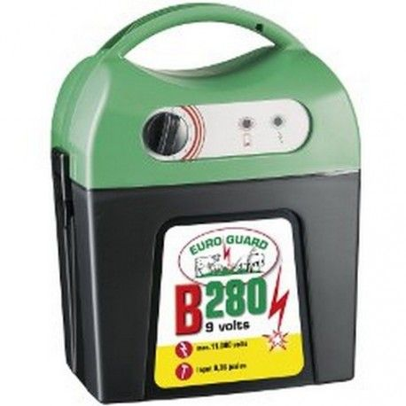 Electrificateur EURO-GUARD B280