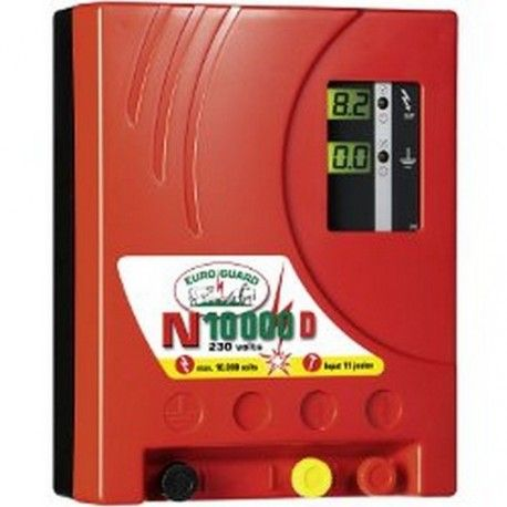Electrificateur EURO-GUARD N10000