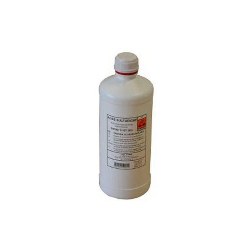 Acide pour batterie à déchargement lent