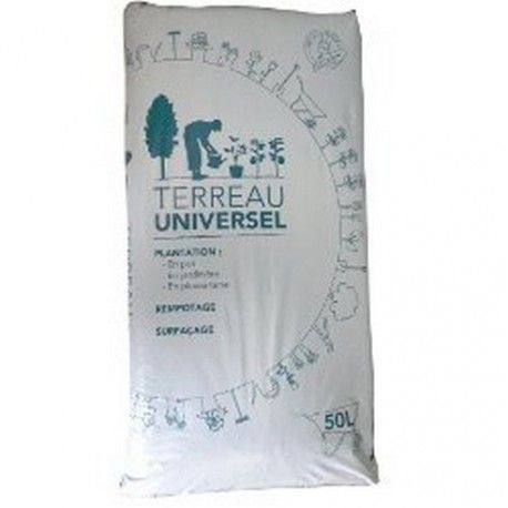 TERREAU UNIVERSEL