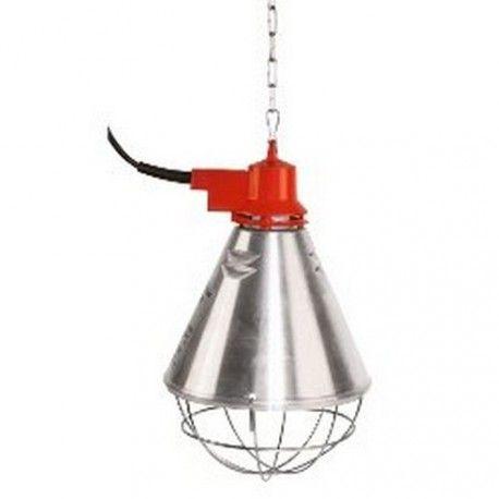 Protecteur de lampe chauffante