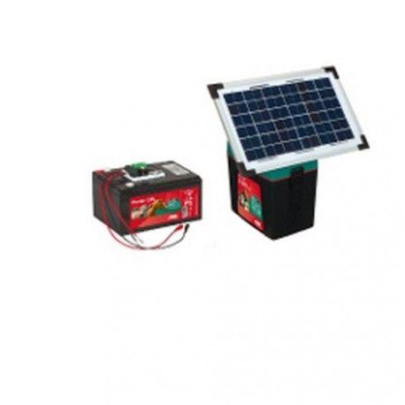 Electrificateur solaire B250 PLUS 8 W