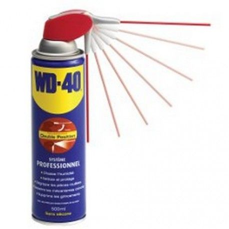 WD-40 DEGRIPPANT