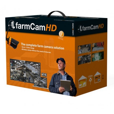 CAMERA DE SURVEILLANCE FARMCAM HD