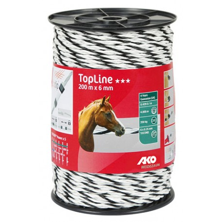CORDELETTE TOP LINE PLUS