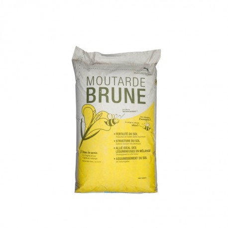 Moutarde brune VITAMINE