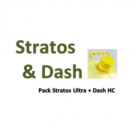 PACK STRATOS ULTRA + DASH HC