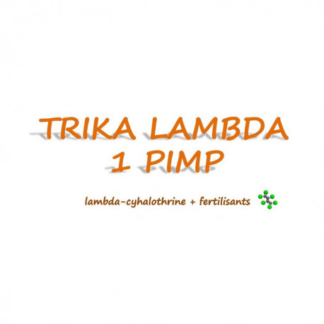 TRIKA LAMBDA 1 PIMP