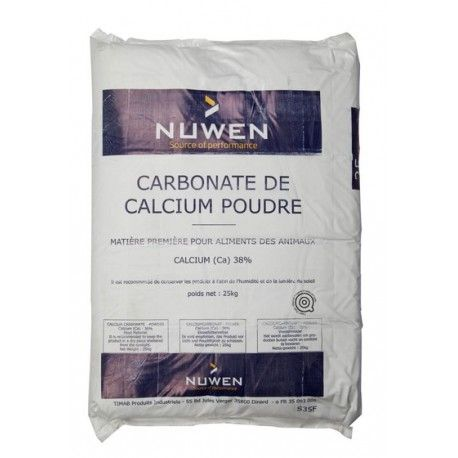 CARBONATE DE CALCIUM